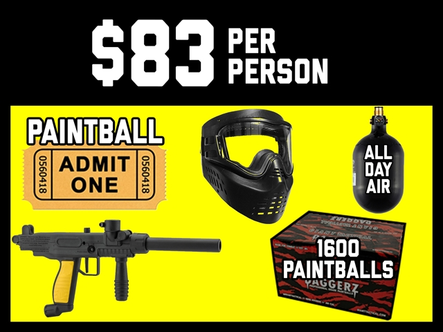 Paintball Group (BLACK)