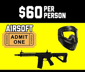 Airsoft Group Package (BRAVO)
