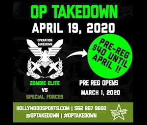 OP Takedown: Zombie Elite