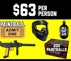 Paintball Group (CHARLIE)