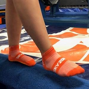 Orange SkySocks