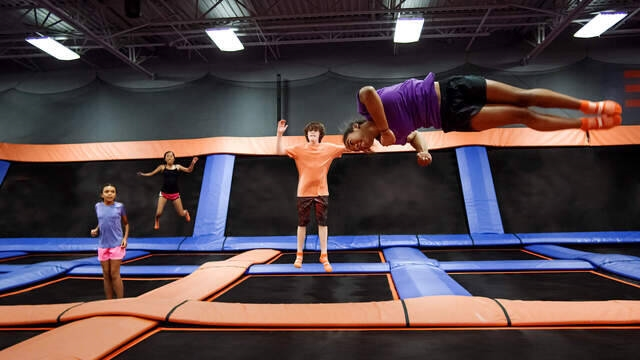 Super Jump Weekday