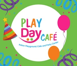 Play Day Cafe Decoration Party