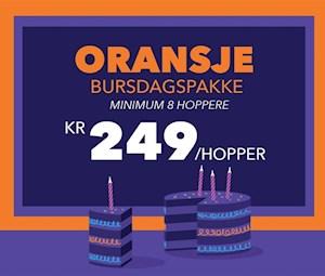 Oransje Bursdag
