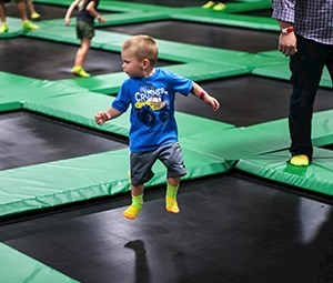 Junior Jumper Party Package