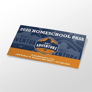 2020 Homeschool Pass