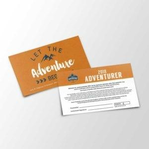 Senior Adventurer Annual Pass