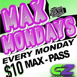 ONLINE 1hr Max Monday