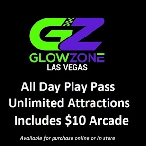 All Day Play Pass 10 Arcade