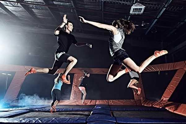 Super Jump Party- 2020