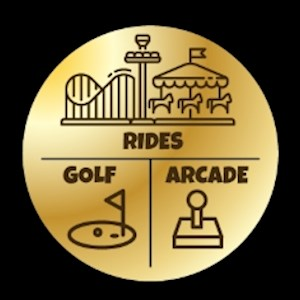 Gold Pass - Rides, Mini Golf, and a $10 Arcade Card