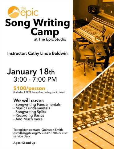 ART - Songwriting Camp
