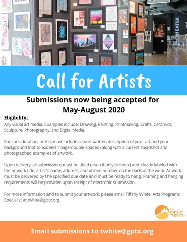 ART - Call for Artists