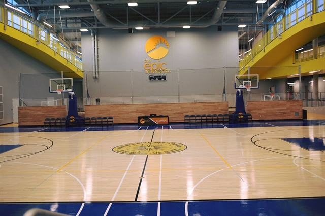 Epic Summer Basketball Camp