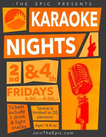 Karaoke Nights 2nd/4th Fridays