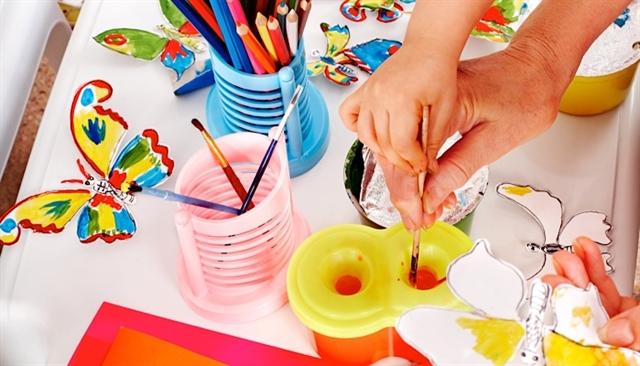ART - Preschool Picassos