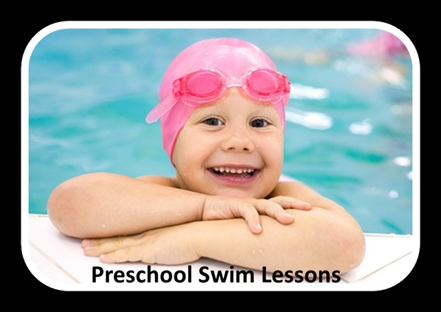 Swim Lessons: Preschool Monday/Wednesday