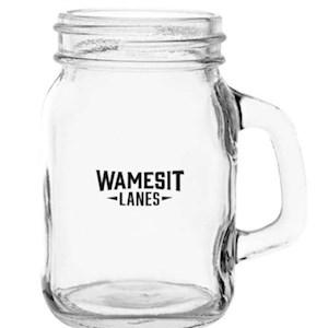 Handled Jar Shot Glass