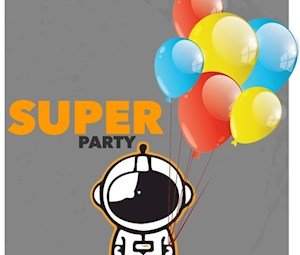 Super Party Package 1.5HR