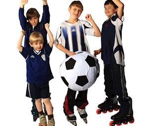 Team Sports Party (1 Attr.)