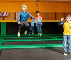 Home School Jump