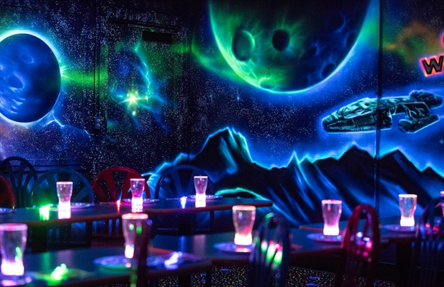 New Cosmic 3D Zone Party