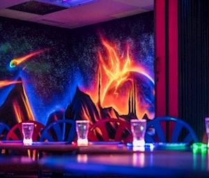 New Cosmic 3D Ultimate Party