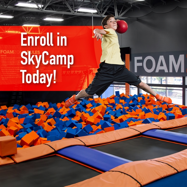 Sky Camp Half Day Full Week