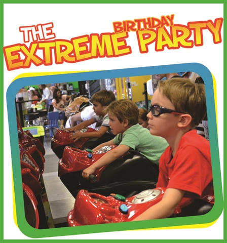 EXTREME Birthday Package