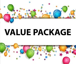 *Value Party Package