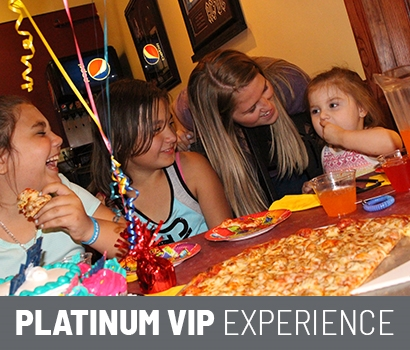 Platinum VIP Experience Party