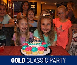 Gold Classic Party