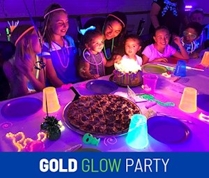 Gold Glow Party