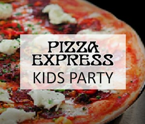 Pizza Express Bounce Party