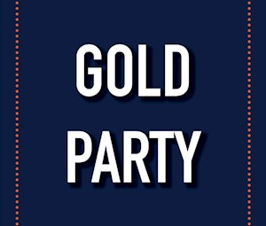 Gold Party Package!