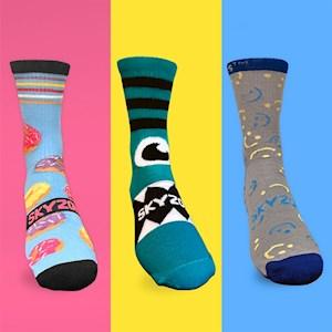 Elite Sky Socks - ALL SIZES
