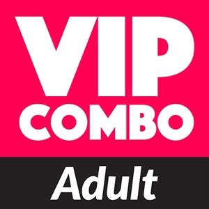 VIP Combo Adult (13+)