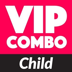 VIP Combo Child (5-12)