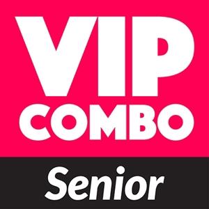 VIP Combo Senior (60+)