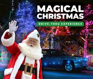 Magical Christmas Drive Thru