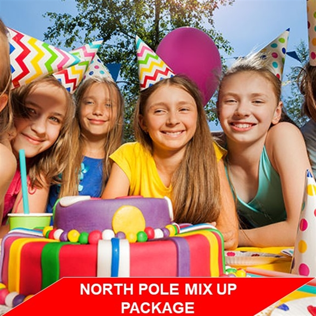 North Pole Mix Up