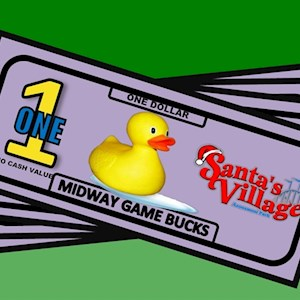 Midway Game Bucks