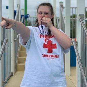 Adult Unisex Lifeguard T-Shirt