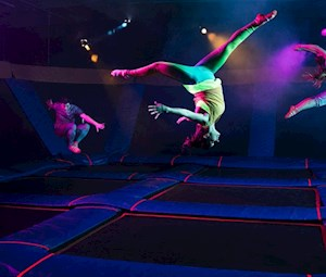 Glow - Sky Zone After Dark
