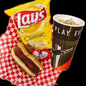 Combo - Hot Dog