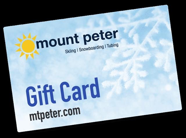 $50 Gift Card 2020-2021