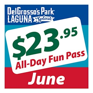 Fun Pass - June (save $8 online)