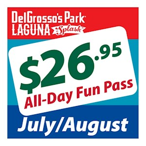 Fun Pass - July & August (save $5 online)