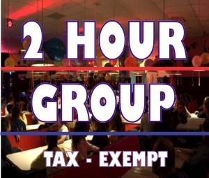 Group - 2 Hours (Tax Exempt)