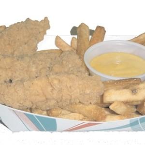 #3 Chicken Finger Combo